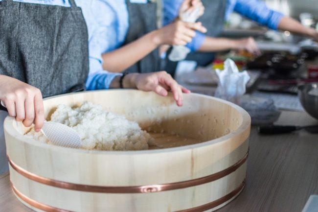 kookworkshop sushi